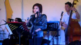6TH ELEMENT ENSEMBLE- Raquel Ciriaco (vocals) with Ranel, Dr. Marco and Alelie.