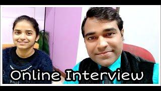 Online Interview of #teachers and others l APS l NVS l KVS