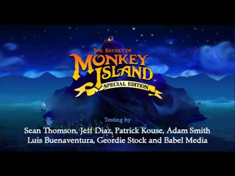 The Secret of Monkey Island Special Edition in High Definition |