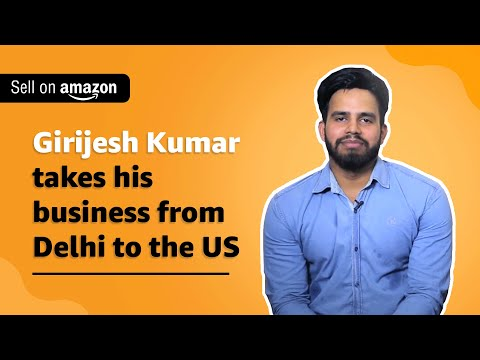 Girijesh Kumar Takes His Business From Delhi To The US