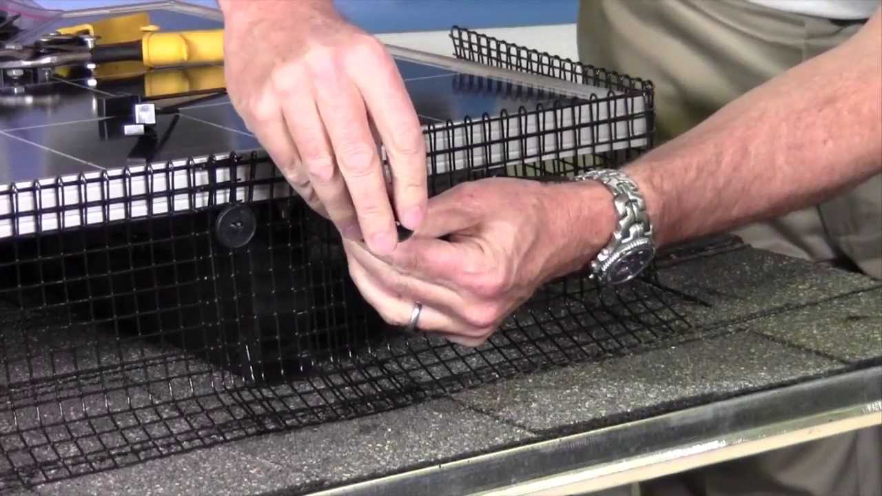 How To Install Bird Barrier S Solar Panel Exclusion Kit