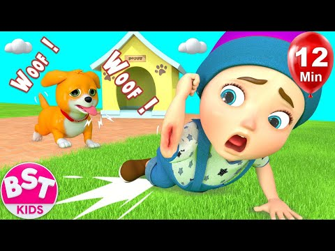 The Boo Boo Song   + More Kids Songs   Billion Surprise Toys