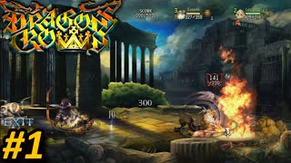 DRAGON´S CROWN (PS3) - Episodio 1: El mago y la amazona || Gameplay / Serie en Español