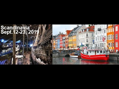 Scandinavia Trip Info Session
