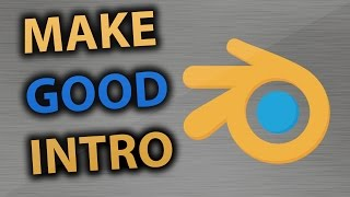 How To Make a Outstanding Intro in Blender For Free Urdu/Hindi Tutorial