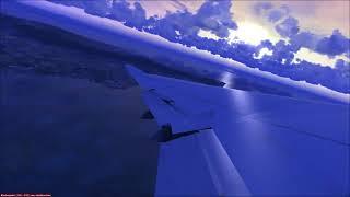 Koh Samui Lufthansa 747 Take Off - [Runsame Classics] FSX
