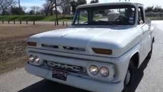 1965 GMC Pickup Truck