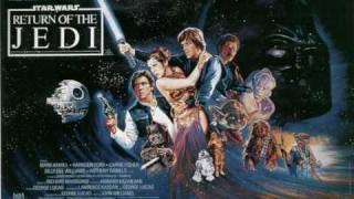 The Lightsaber/The Ewok Battle (21) - Return of the Jedi Soundtrack