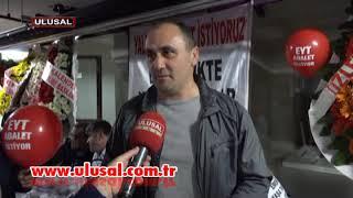 Emeklilikte Yaşa Takılanlar (EYT) İstanbul şubesi açıldı