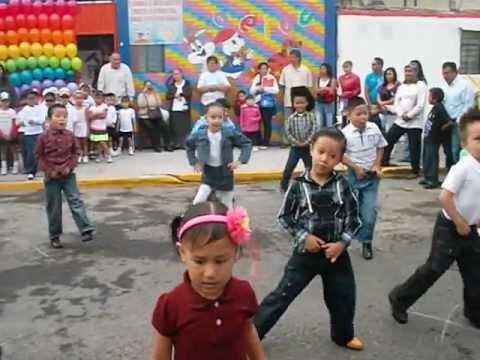 baile del sapito JARDIN DE NIÑOS MIS PRIMERAS LETRAS - YouTube