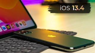 Что приготовила Apple в iOS 13.4 для iPhone и iPad? Обзор iOS 13.4 beta 1