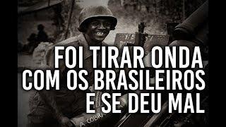 O dia em que soldados brasileiros trollaram soldados americanos Felipe Dideus