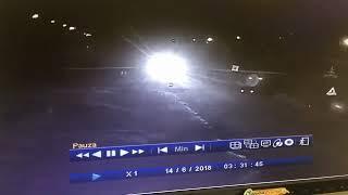 Camerele video din localitatea Darova au surprins momentul in care doi tineri ucid un taximetrist.