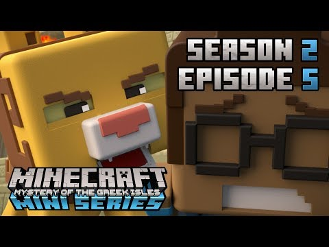 Stagecraft | Minecraft Mini Series: Season 2 | Episode 5