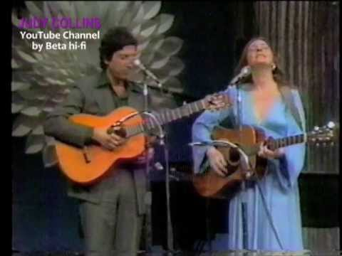 "JUDY COLLINS & LEONARD COHEN - ""Suzanne"" 1976"