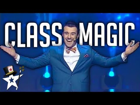 Magician Finalist WOWS Judges on Lithuania Got Talent | Got Talent Global
