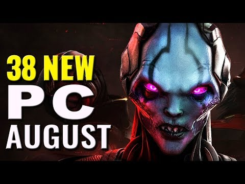 PC Playscore Scoop August 2017 | 38 Best New PC games reviewed