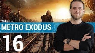 METRO EXODUS : Une conclusion réussie ? | TEST