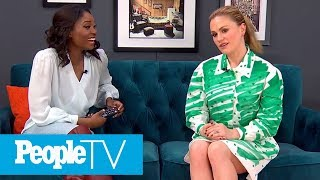 Anna Paquin Breaks Down Her Flying Scene In 'Fly Away Home' | PeopleTV