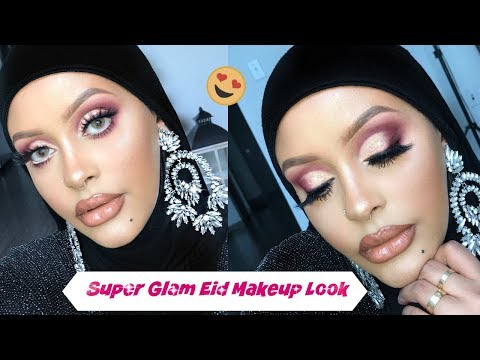 Special Occasion/Dramatic Eid Makeup Look #2 Snatched Or Nawww Sis| MakeupbyDivaDoll