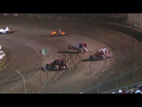 Santa Maria Speedway 9-6-14 :: USAC/CRA Sprint Cars
