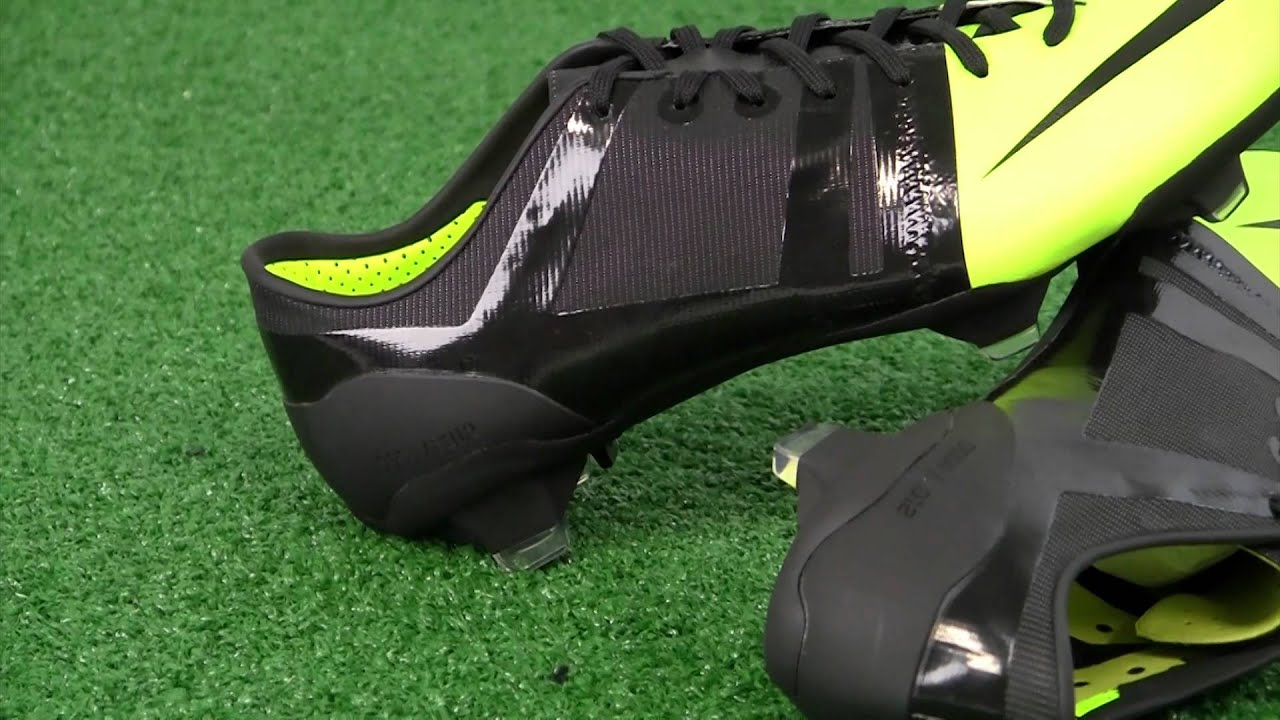 new concept 032ad c0cb0 Nike GS (Green Speed) Soccer Cleats Video Review