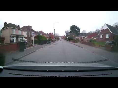 Real Full Practical Driving Test Fail Video UK