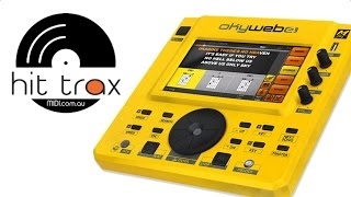 Okyweb 4 MIDI Mp3 Backing Track Player