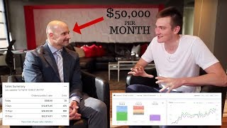 How to make $50,000 per month selling on Amazon FBA -  Question & Answer with one of our students