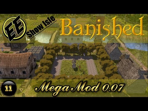 Banished MegaMod .07 #11 ~ School's in Session