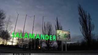 Окна SALAMANDER - видео борда