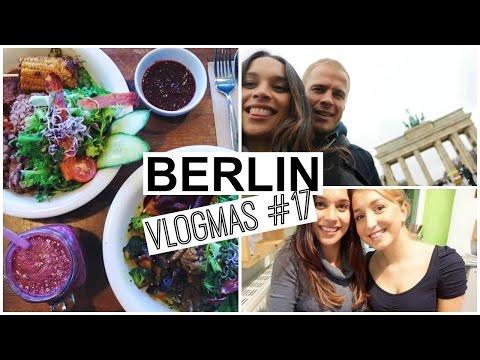 EPIC VEGAN FOOD IN BERLIN + Meeting Insta Friends