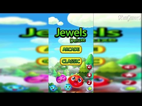 Jewels Deluxe 2017 Android Gameplay