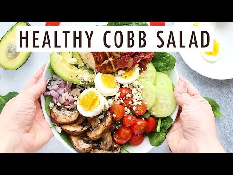 how-to-make-a-healthy-cobb-salad