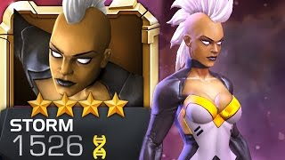 Marvel: Contest of Champions - Look at 4-Star STORM!