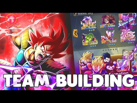 HOW TO BUILD TEAMS IN LEGENDS FOR PVP BEGINNERS TEAM BUILDING GUIDE | DRAGON BALL LEGENDS