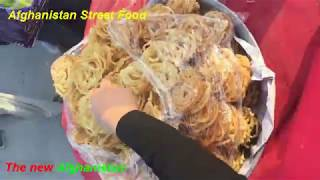 Afghanistan Street Food  Kabul  City //22/May/2018//