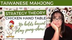 Taiwanese Mahjong Strategy Theory 20200424