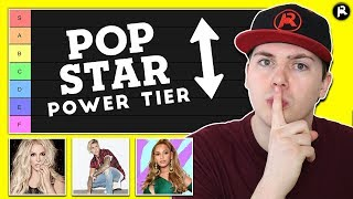 21st Century POP STARS Power Ranking (Tier List)