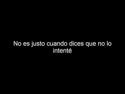 Three Days Grace - Let It Die Subtitulada Español