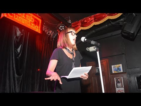 Lara B Sharp Reading for Enclave at Club Cumming