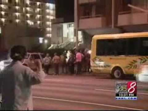 BARACK OBAMA visit honolulu hawaii