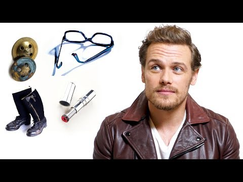 Sam Heughan on Cape Town, the power of exercise and 'The Spy Who