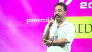 I'm Grateful to Actor Mohanlal for Recommending My Name For Papanasam Movie - Actor kamal Hassan