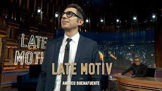 LATE-MOTIV-Berto-Romero-El-Caminante-LateMotiv450