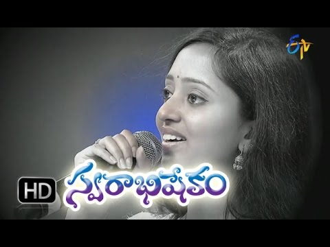 Seetarama Kalyanam Song   Malavika Performance in ETV Swarabhishekam   27th Sep 2015