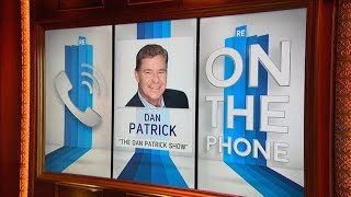 Football Night in America's Dan Patrick Joins The Rich Eisen Show | Full Interview | 9/7/17