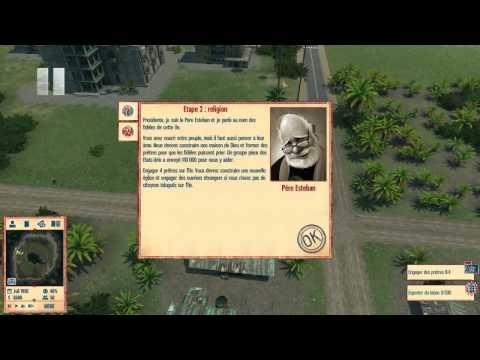 Let's play Tropico 4 Le début est durrr- Episode 1 [FR] |