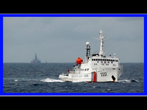 Headline News - While focusing on North Korea, China continues to build up the South China Sea