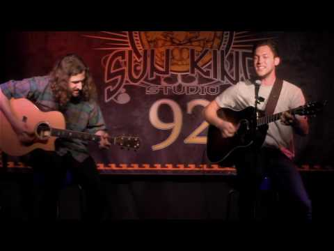 "Phillip Phillips - ""Fly"" (Live In Sun King Studio 92)"